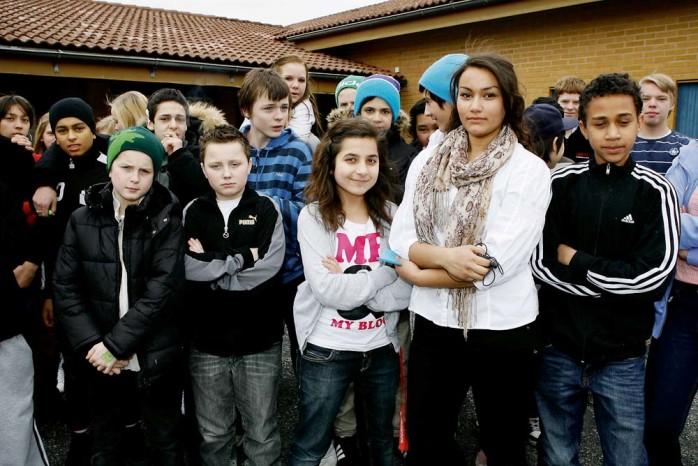 Tänker demonstrera. Inför Kultur- och fritidsnämndens möte på onsdag i Alafors mobiliserar ungdomarna kraft. På Kyrkbyskolan i Nödinge tänker Batoul Raad med flera att ansluta.