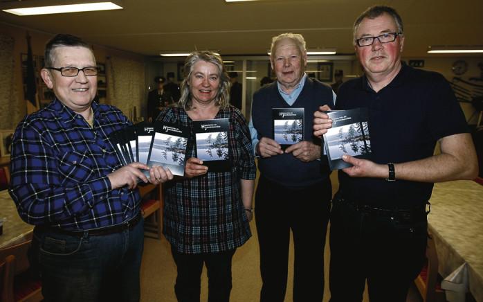 Fyra av elva författare till boken