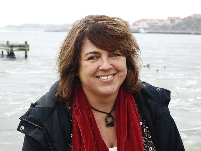 Kajsa Jernqvist tillträder rollen som näringslivsutvecklare i Lilla Edets kommun den 16 maj. Hon kommer närmast från Tjörns kommun där hon har haft en motsvarande tjänst i fem år.  Foto: Maria Johannesen