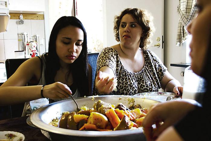 Det kommer att bjudas på marockanska smakprov när utställningen GULP! invigs på Lödöse Museum nu på söndag. Foto: Stéphanie Sepúneda Nunez