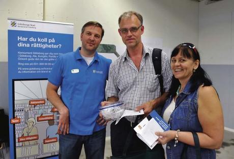 Mattias Flodwall från Konsument Göteborg samtalade med Anna och Jan-Olof Qvarford, Älvängen. Det finns mycket att tänka på som konsument.
