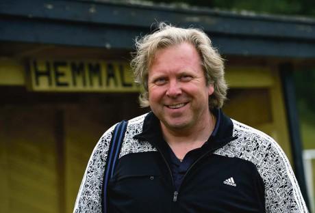 Bengt Ryberg är ny tränare för året i Bohus IF.