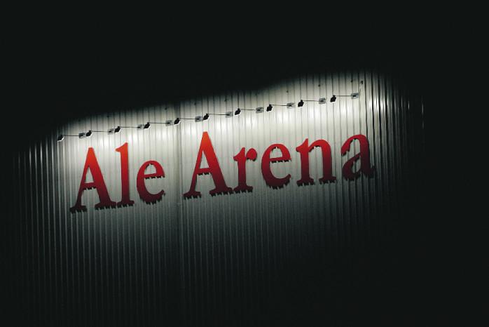 En VM-match i bandy kommer att spelas i Ale Arena.