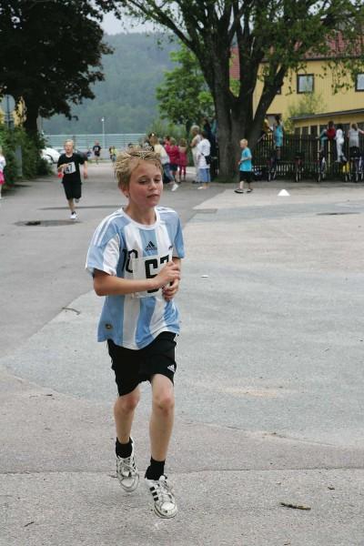 Andreas Brandt svarade för en stark prestation, men missade segern med knapp marginal.