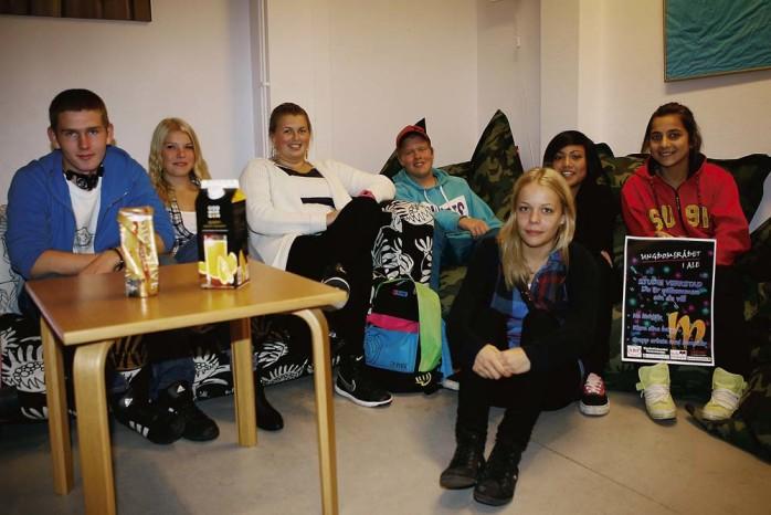 Drivna. Ungdomsrådet välkomnar alla elever i årskurs nio samt på gymnasiet att delta i studieverkstaden som hålls varje onsdagskväll i Komvux lokaler på Ale gymnasium.