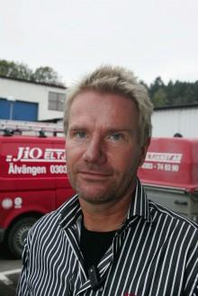 Jan Olofsson på Jio Eltjänst.