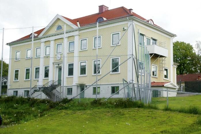 Ahlafors Fria Skola. Arkivfoto.
