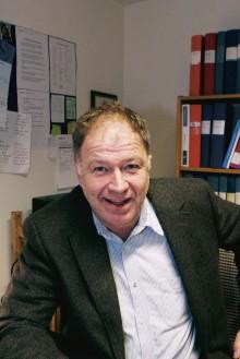 Ingvald Lindström, rektor på Ahlafors Fria Skola.