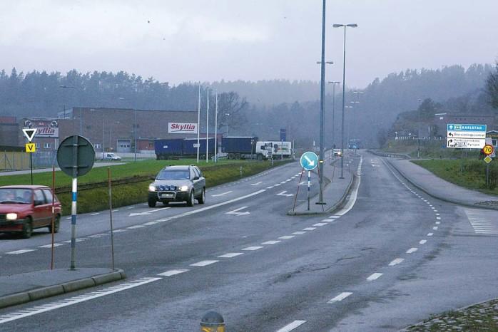 Utbyggnaden av E45 mellan Göteborg och Trollhättan har två problemområden som ännu inte är finansierade – Torpabron och Göta (bilden).