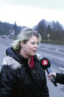 """Riksdagsledamoten Camilla Waltersson Grönvall (M) har skrivit en motion till riksdagen under rubriken """"Flaskhalsar i trafiken""""."""