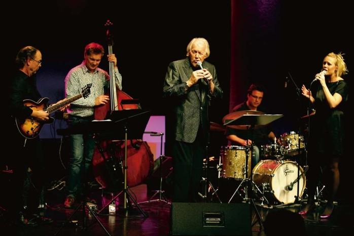 Ewan Svenssons trio kryddat med Svante Thuresson utgjorde årets upplaga av Konsert i juletid.