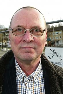 Lars Ivarsbo (C), vice ordförande i Leifab.