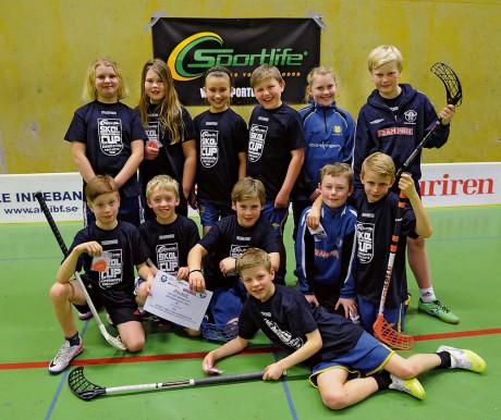 Nolskolan klass 3A vann över Tellus Himlaskolan med knappa 3-2. Spännande och rafflande in i det sista.