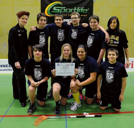 Bohusskolan 8C fick även jubla i finalen för årskurs åtta, där återigen Ahlafors Fria skola fick ge sig med 1-2. Segern i de äldre klasserna var värd 2000 kronor.
