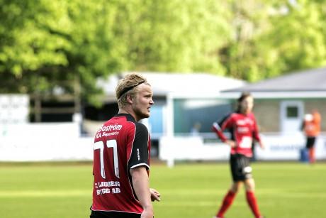 Jonathan Gustafsson och hans Edet FK är rejält på gång. I måndags kom andra raka segern.