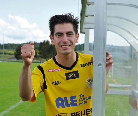 Moha Abdulrazek målskytt och stor matchhjälte när Ahlafors IF besegrade serieledande Skoftebyn med 1-0.
