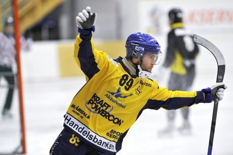 Jens Samuelsson och Surte BK kan bli klara för bandyallsvenskan ikväll. Bandyförbundet har frågat och styrelsen sammanträder omgående.