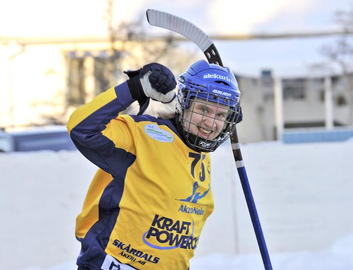 Allsvenskan nästa. Christoffer Ohlsson får bomba i näst högsta serien nästa år.