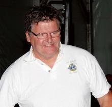 Bengt-Arne Westerlind, Lions Club i Lilla Edet.