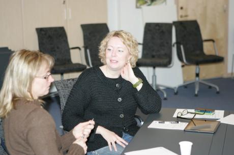 Susanna Hammar är projektledare för Göta älv turism.