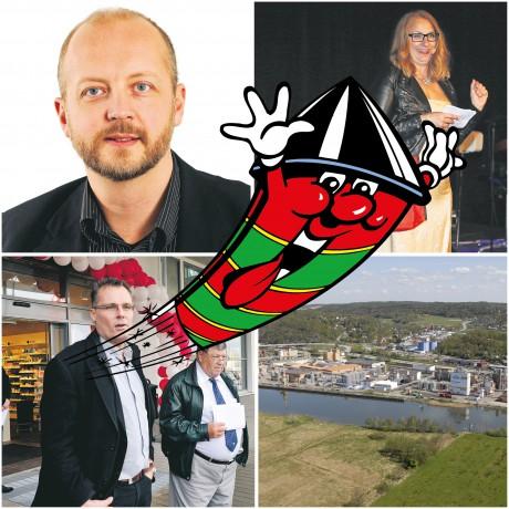 Kommunstyrelsens ordförande i Ale, Mikael Berglund (M), är strålande glad över näringslivsklimatets utveckling. Ola Serneke och Sefa AB har storsatsat på den nya handelsplatsen i Älvängen.