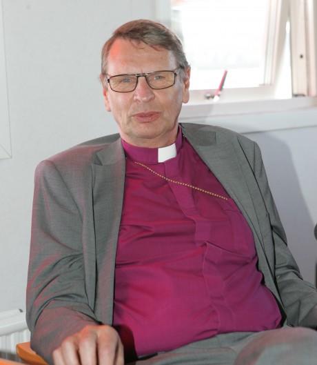 Biskop Per Eckerdal.
