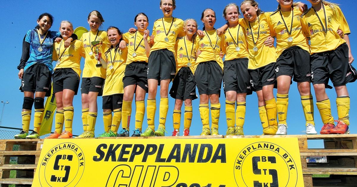 22 Skepplanda Cup En Solskenshistoria