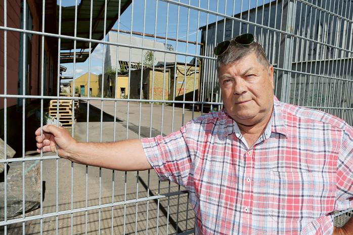 Jan A Pressfeldt lämnar politiken efter valet. Arkivfoto.