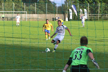 Sebastian Hollstein från straffpunkten betydde denna gång 2-1 till AIF.