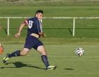 Ajdin Smaijlovic gjorde tre mål och två målgivande assist i NSK:s 9-2-seger över Fotö.