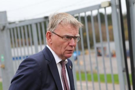 Lars Bäckström.