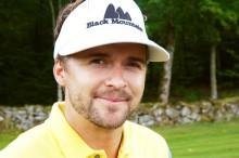 Rikard Karlberg, Ale GK, är klar för Europatouren nästa år. Arkivbild: Jonas Andersson