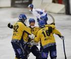 Segerjubel! Med Lasse Karlsson har glädjen och självförtroendet återvänt till Surte.