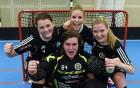 Hjältar. Surte IS IBK:s damer besegrade seriesuveränerna Partille med 5-3. Bäst på plan var målvakten Lisa Persson. Sofie Karlsson, Annika Korsbo och Therese Lamberg målade framåt.