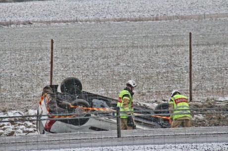 v 6 Trafikolycka