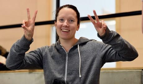 Jessica Ljunggren svarade för fyra mål i Surtes utklassningsseger.