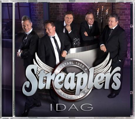 """Konvolutet till Streaplers nya skiva """"I dag"""", som har release onsdagen den 29 april."""