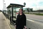Andrea Christiansson, projektutvecklare som leder, driver och samordnar centrumutvecklingen i Nödinge och Älvängen.