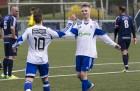 Rasmus Eriksson svarade för två mål i derbyt mot Nödinge.