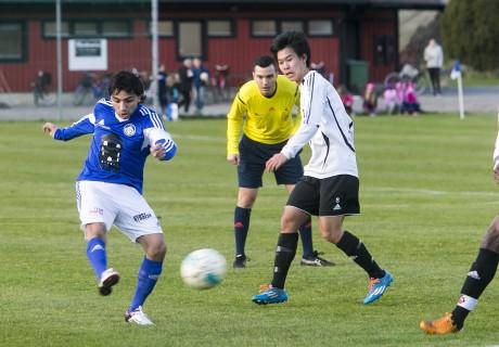 Bojan Illic slog till med två mål i andra halvlek.
