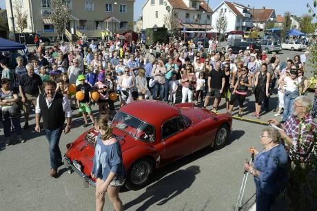 Lördagen den 25 april arrangeras Älvängens vårmarknad.