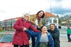 Kulturveckan i Lilla Edets kommun pågår 27 april-2 maj. Ingmarie Romell, Annica Skog, Johanna Ljung Abrahamsson och Mathias Björk har sammanställt programmet.
