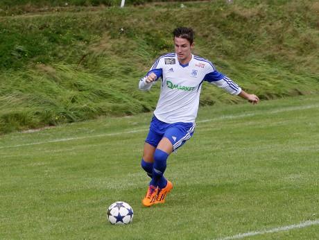 Niklas Pålsheden svarade för hela fem mål i andra halvlek, varav tre i följd.