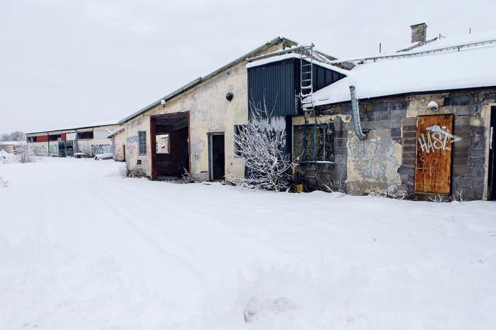 Rivning väntar snart för delar av Carlmarks tidigare industriområde. Besvärstiden löper ut 28 januari.