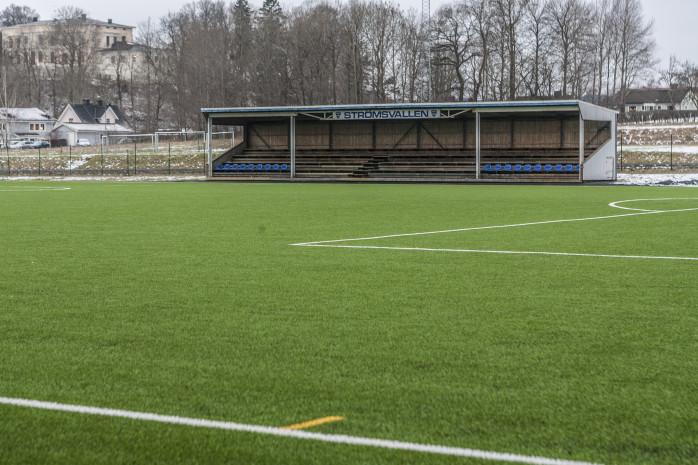 Nu på söndag kommer det att spelas elitfotboll på Strömsvallen i Lilla Edet. Ljungskile SK tar emot Syrianska FC i Svenska Cupen.
