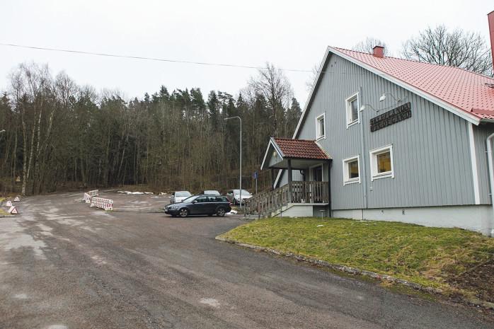 Öster om Skepplanda bygdegård vill JME och Magnus Ericsson få tillstånd en nybyggnation. En idé som funnits med länge i översiktsplanerna, men anses inte aktuellt just nu.