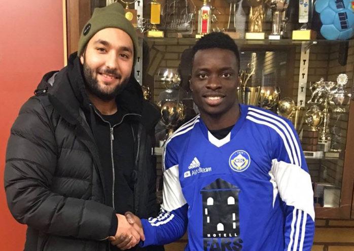 Nol IK:s sportchef Hadi Namro släppte på onsdagskvällen en riktig bomb. Talangen, Happy Johnson-Oklewum, med många år hos IFK Göteborg är klar för Nol IK.