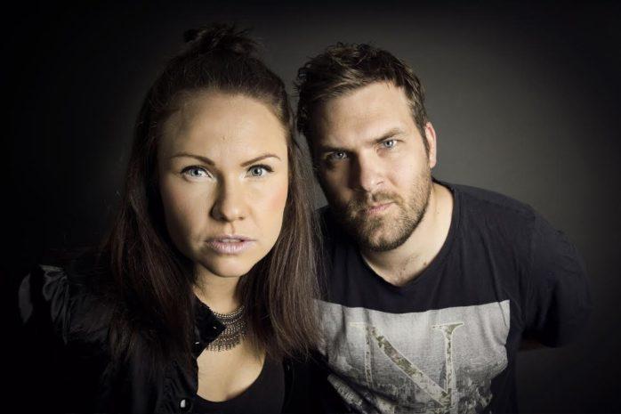 Antonina Kobylinski Kihlgren och Christian Berntsson tar semester och då går det att lyssna på sommarprat på Pirate Rock.