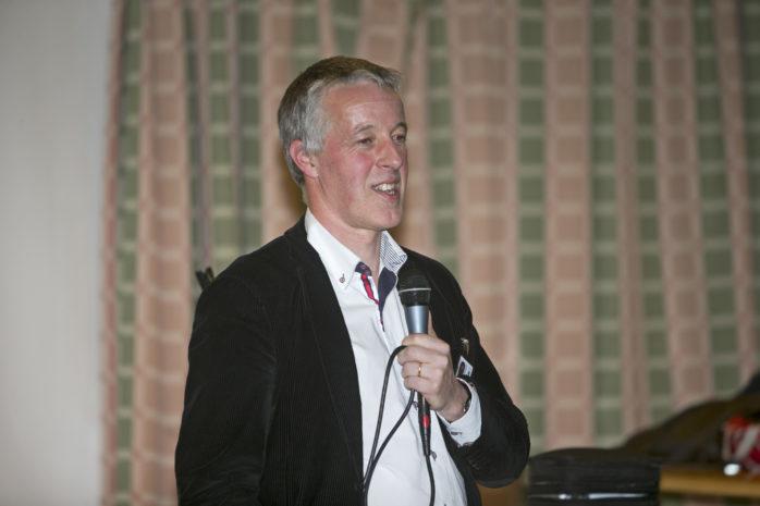 Kommunchef Björn Järbur. Arkivfoto.