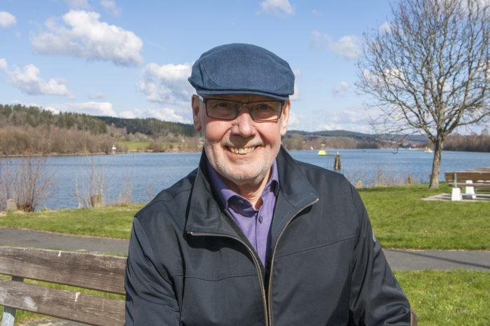 Ingemar Ottosson har lämnat uppdraget som kommunalråd bakom sig och njuter av pensionärslivet.